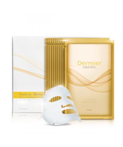 Forever Shine Dermal Radiant H2O Face Mask